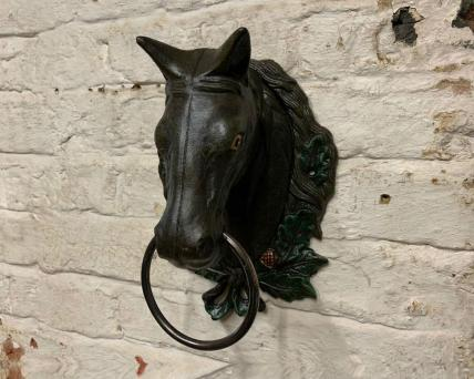 horse head -brown