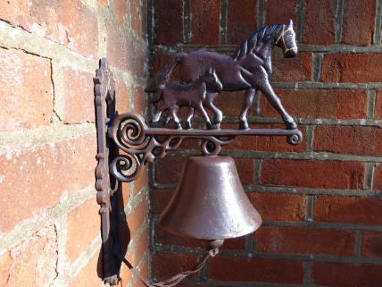 Mare & foal bell
