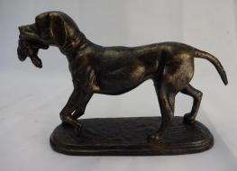 Retriever figure