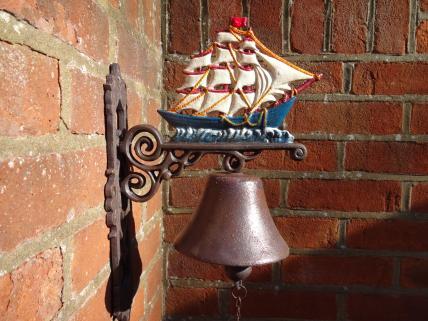 Sailboat bell