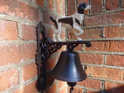 Springer spaniel bell