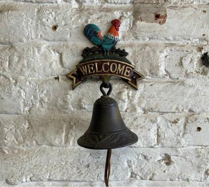 Small welcome bell