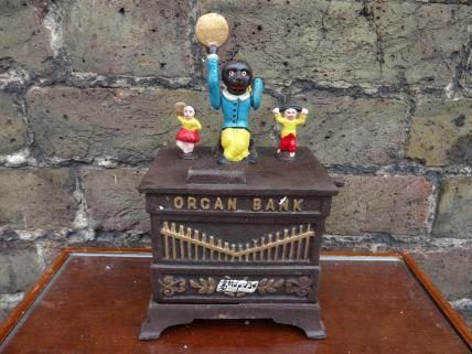 Organ moneybox