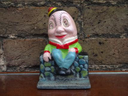 Humpty Dumpty moneybox
