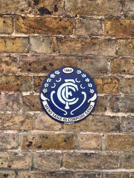 CFC plaque