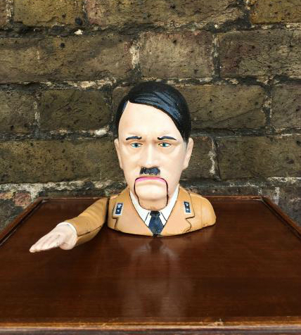 Hitler nut cracker