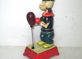 Boxing Popeye figure
