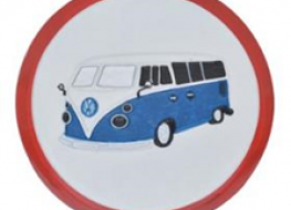 VW camper plaque