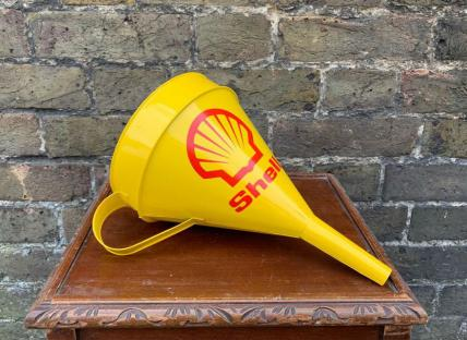 Shell funnel 28cms -decorative