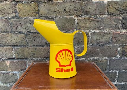 1L Shell oil measuring jug -decorative