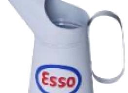 1L Esso oil measuring jug -decoratve