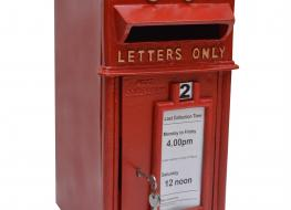 George Vl post box