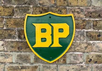 large BP plaque