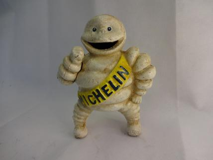Michelin Man Moneybox (Small)