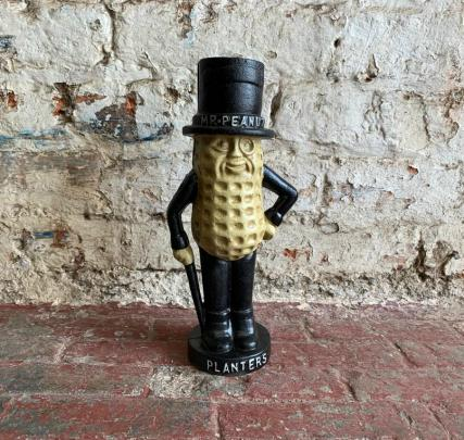 Small Mr.Peanut bank