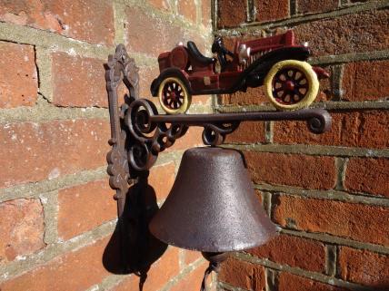 Veteran car bell