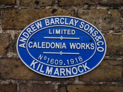 Andrew Barclay sign