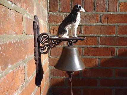 Border Collie bell