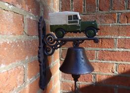 Land rover bell