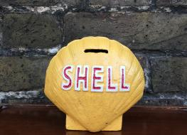 Shell money box