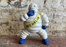 Michelin figure smoking