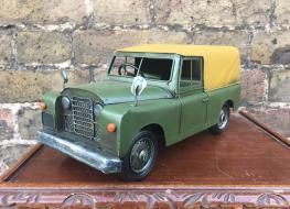 tinplate model jeep