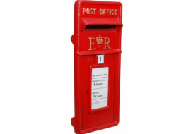 Royal Mail post box front