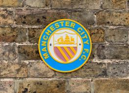 Manchester City plaque