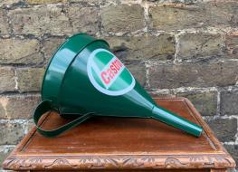 Castrol funnel 28cms -decorative