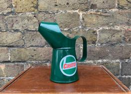 Castrol oil jug 0.5 litre -decorative