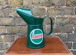 Castrol oil jug 2 Ltres -decorative