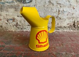 Shell decorative oil jug 0.5L