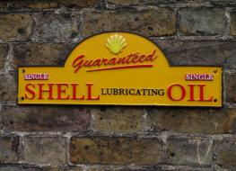 Domed Shell sign