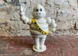 Waving Michelin Man Moneybox