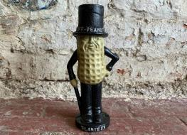 Large Mr.Peanut bank